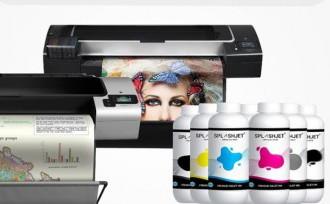 Dye pigment mürekkepler