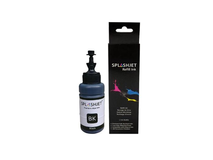 Epson L Serisi Uyumlu 70 ml Black Mürekkep